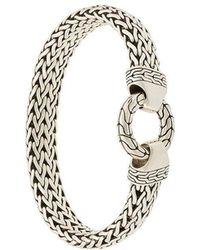John Hardy - Classic Chain Ring Clasp Bracelet - Lyst