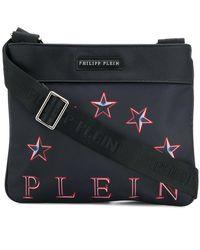 Philipp Plein - Logo Messenger Bag - Lyst