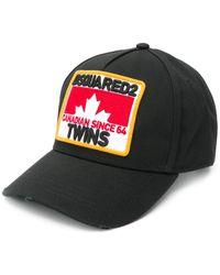DSquared² Canadian Twins Baseball Cap