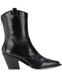 Barbara Bui - Pointed Toe Boots - Lyst