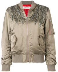 Each x Other - Embroidered Bomber Jacket - Lyst