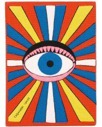 Olympia Le-Tan - Eye Book Clutch - Lyst