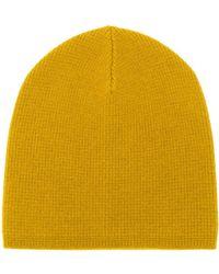 Yves Salomon Casual Beanie Hat