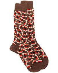 Marni - Metropolis Print Socks - Lyst