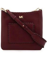 MICHAEL Michael Kors - Gloria Messenger Bag - Lyst