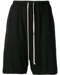Rick Owens Lilies - High Waisted Shorts - Lyst