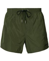 DSquared² - Icon Drawstring Waist Shorts - Lyst