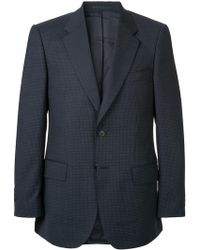 Gieves & Hawkes - Formal Fitted Blazer - Lyst