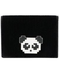 Les Petits Joueurs - Panda Flap Purse - Lyst