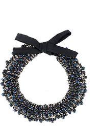 Night Market - Round Necklace - Lyst