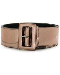 Blugirl Blumarine - Wide Buckle Belt - Lyst
