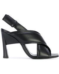 Marni | Criss-cross Structural Sandals | Lyst
