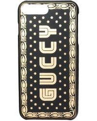 Gucci - Cover per iPhone 8 Plus 'Guccy' - Lyst