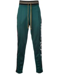 Amiri - Relaxed Fit Track Trousers - Lyst