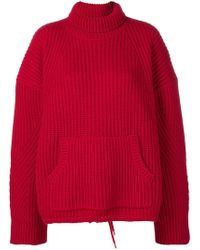 Undercover - Knitted Jumper - Lyst