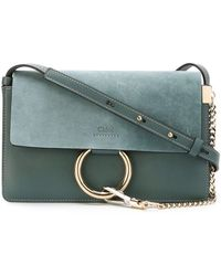 Chloé - Faye Shoulder Bag - Lyst