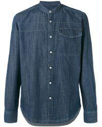 Hydrogen - Classic Denim Shirt - Lyst