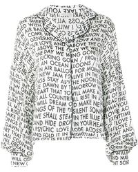 Each x Other - Printed Shirt - Lyst