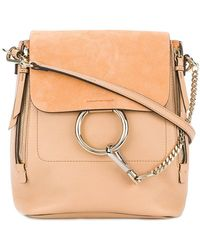 Chloé - Faye Backpack - Lyst