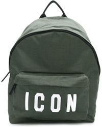 DSquared² - Icon Backpack - Lyst
