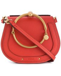 Chloé - Nile Bracelet Bag - Lyst