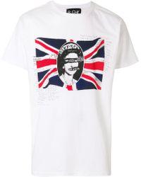 BOY London - Printed T-shirt - Lyst