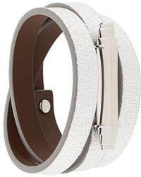 Givenchy - Obsedia Pure Wraparound Bracelet - Lyst