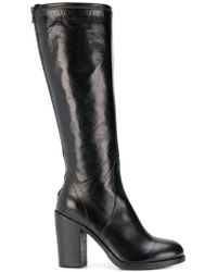 Pantanetti - Knee Length Boots - Lyst