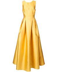 Sachin & Babi - Marmara Flared Gown - Lyst