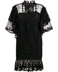 Isabel Marant - Satia Lace Dress - Lyst
