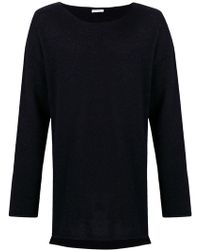 Societe Anonyme - Slouchy Jumper - Lyst