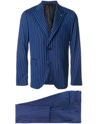 Gabriele Pasini - Pinstriped Two-piece Suit - Lyst