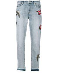 Karl Lagerfeld - Captain Karl Girlfriend Jeans - Lyst