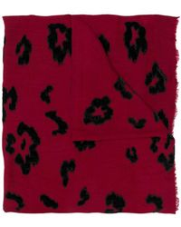 Lily and Lionel - Roar Velvet Scarf - Lyst