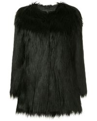 Unreal Fur - Wanderlust Faux Fur Coat - Lyst