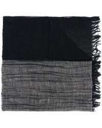 Issey Miyake - Colour Block Scarf - Lyst