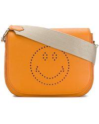 Anya Hindmarch - Ebury Smiley Shoulder Bag - Lyst