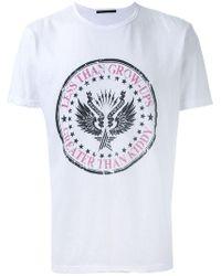 HL Heddie Lovu - Slogan Print T-shirt - Lyst