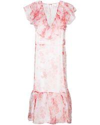 Jill Stuart - Cara Floral Dress - Lyst