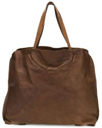 Guidi - Structured Tote Bag - Lyst