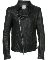 Guidi - Biker Jacket - Lyst