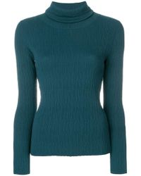Simon Miller | Berto Roll Neck Sweater | Lyst