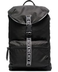 Givenchy Black Light 3 Ticker Backpack