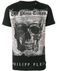 Philipp Plein - Use T-shirt - Lyst