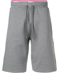 Moschino - Pantalones cortos de jersey - Lyst
