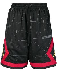 Nike - Jordan Lifestyle Last Shot Diamond Shorts - Lyst