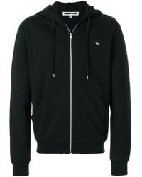 McQ - Hooded Sweatshirt - Lyst