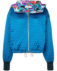 Emilio Pucci - Quilted Bomber Jacket - Lyst
