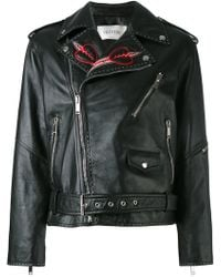 Valentino - Love Blade Embroidered Jacket - Lyst