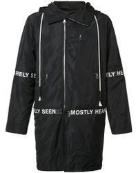 Mostly Heard Rarely Seen | Hooded Parka | Lyst